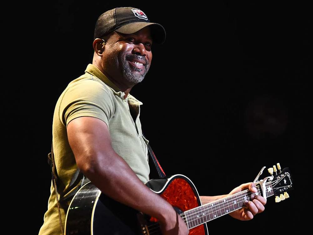 "Debauchery Ensues as Darius Rucker Teams With Jason Aldean, Luke Bryan & Charles Kelley in New ""Straight to Hell"" Video [Watch]"