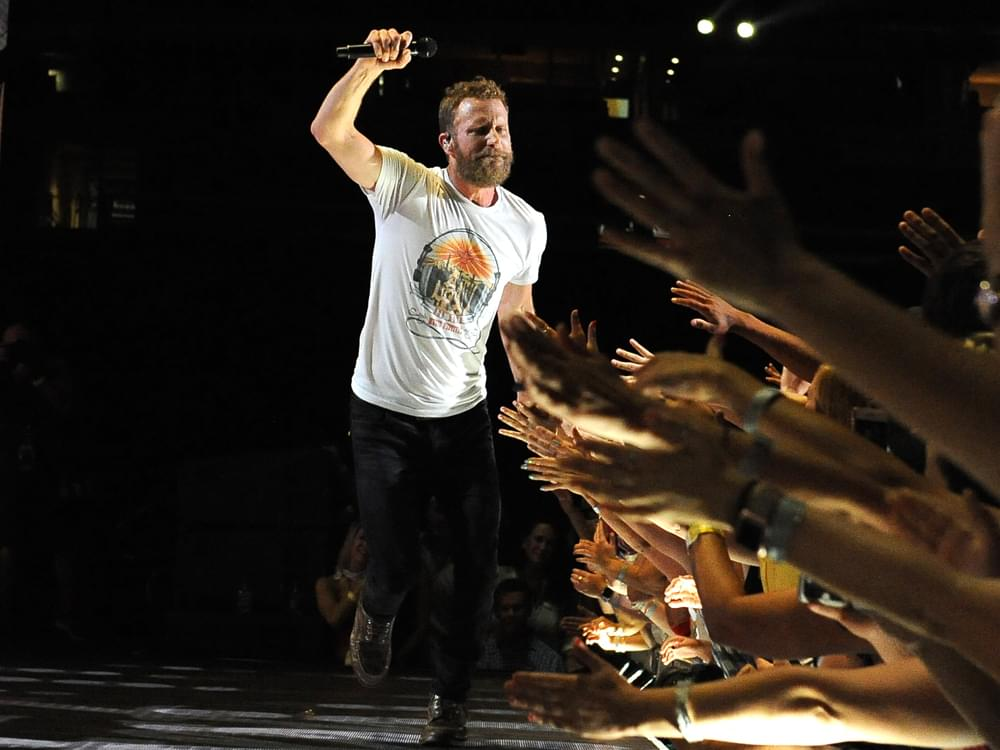 "Dierks Bentley Scores 17th No. 1 Single as ""Woman, Amen"" Hits the Top of the Charts"