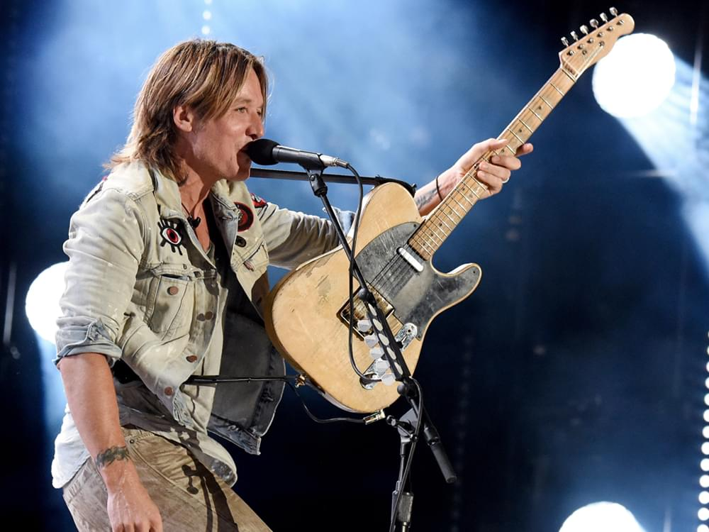 Keith Urban to Headline Annual NHL Stadium Series Game