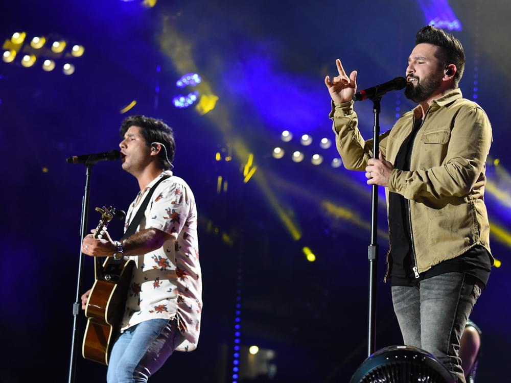 Dan + Shay Announce New Spring Tour