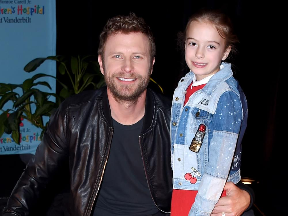 "What Has Dierks Bentley Learned From His 3 Kids? ""Bravery and Presence"""