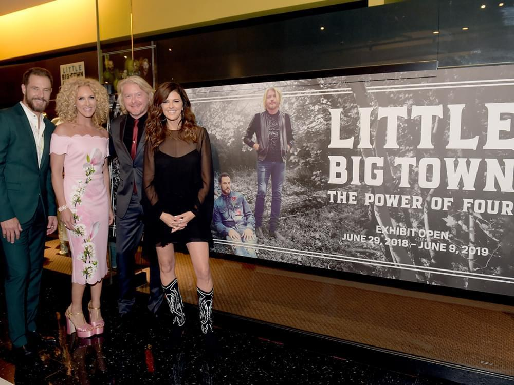 Photo Gallery: Inside Little Big Town's New Exhibit at the Country Music Hall of Fame