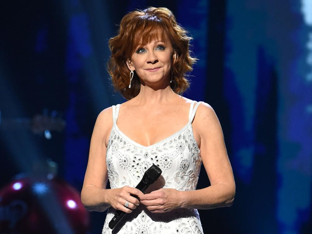 "Hey Reba, Dolly Parton Says ""We Certainly Should Sing Something Together"""