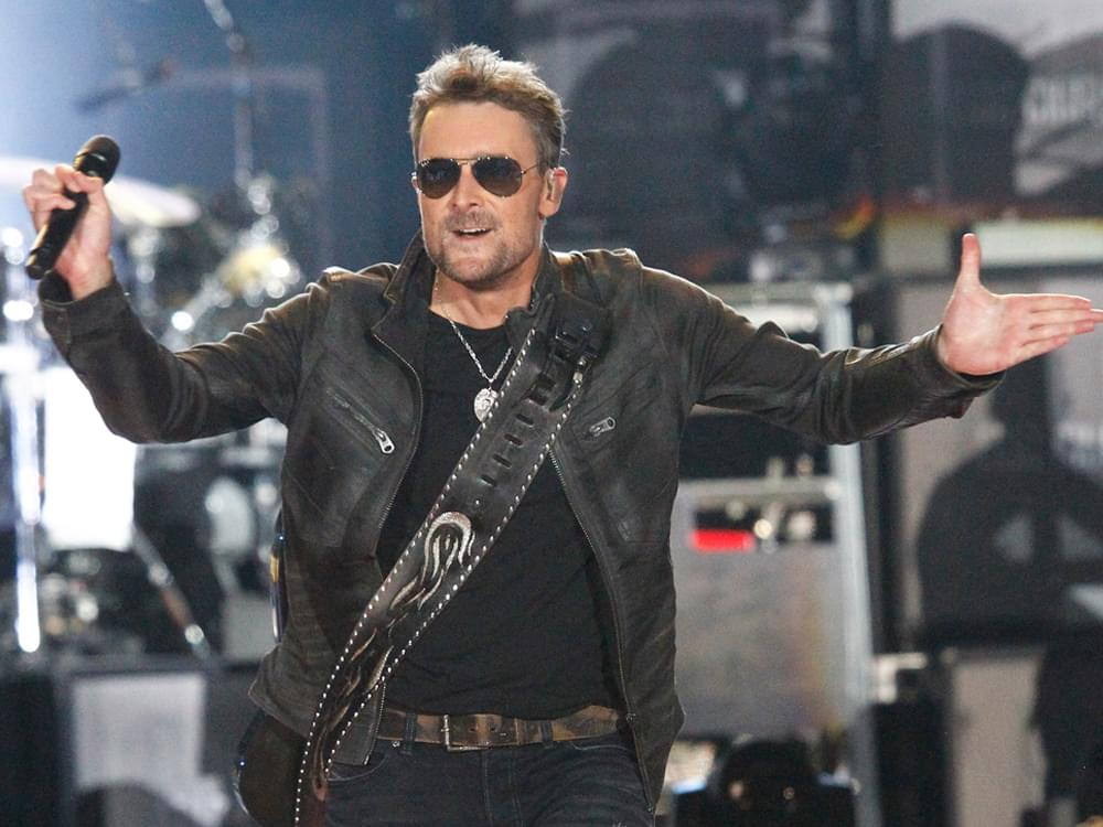 "Eric Church Announces Oct. 5 Release of New Album, ""Desperate Man"""
