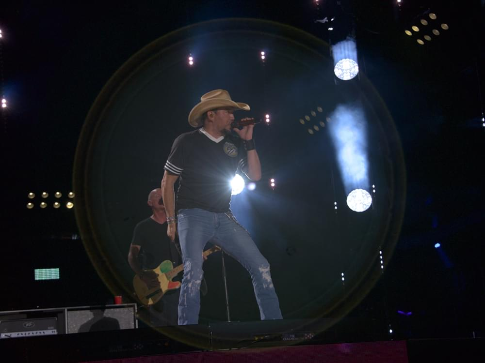 """Jason Aldean Announces 3rd Annual """"Concert for the Kids"""" on Sept. 6 to Benefit Hometown Hospital"""