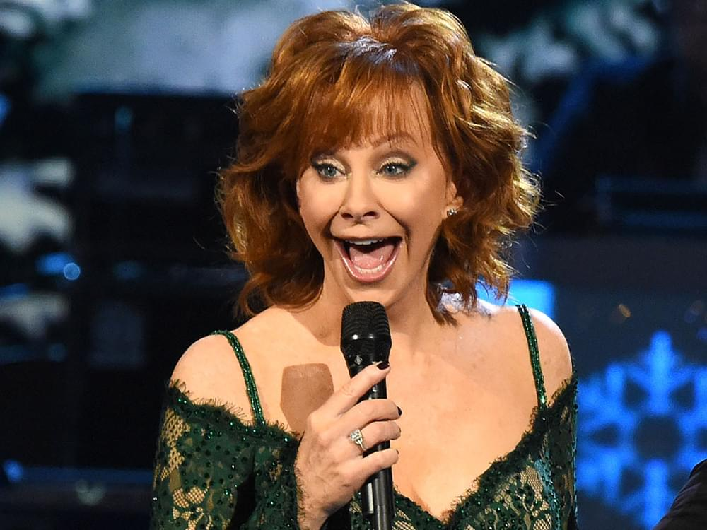 Reba McEntire Named 2018 Kennedy Center Honoree for Lifetime Artistic Achievement