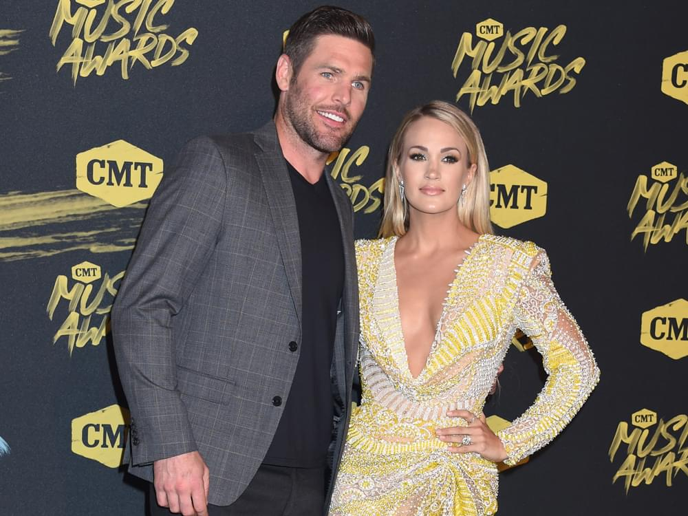 Carrie Underwood Announces She Is Expecting Her Second Child