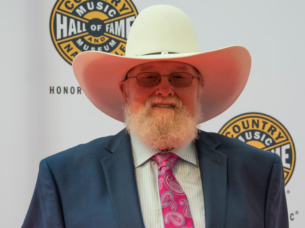 Charlie Daniels Teams With Award-Winning Musicians for New Album
