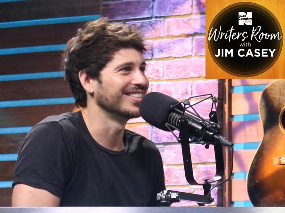 Morgan Evans Talks Aussie Roots, Upcoming Album, Top 5 Single, Touring With Chris Young & More