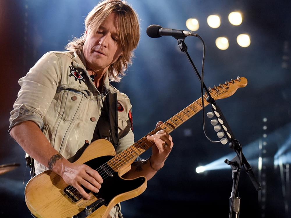 "Keith Urban Drops Dance-Happy New Video for ""Never Comin' Down"" [Watch]"