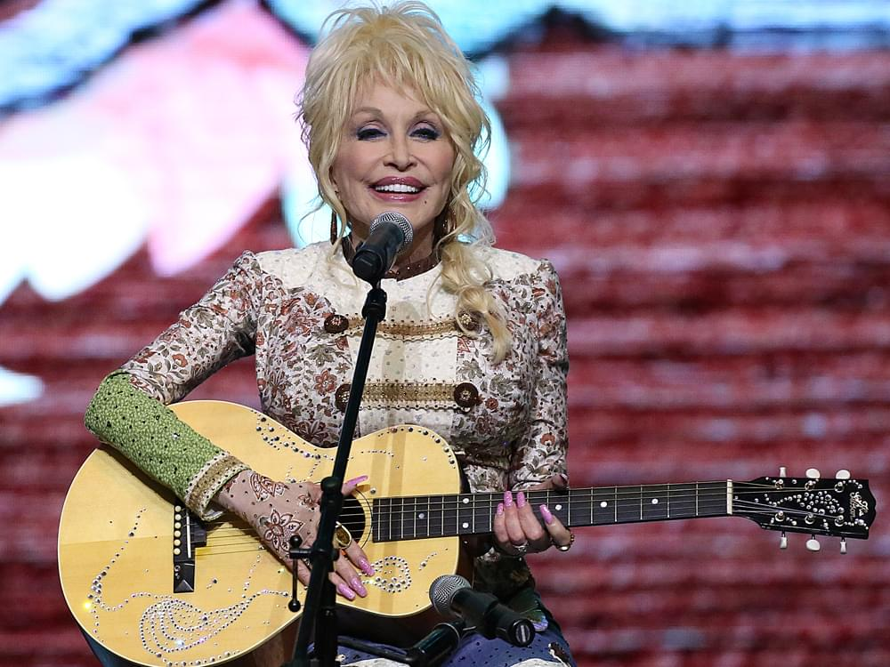 "Watch Dolly Parton Perform New Song, ""Girl in the Movies,"" From Upcoming Netflix Film, ""Dumplin'"""