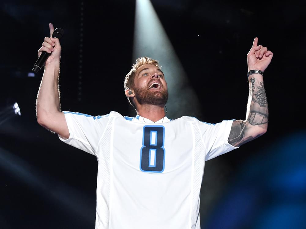 """Brett Young Drops Title Track to Upcoming Album, """"Ticket to L.A."""" [Listen]"""