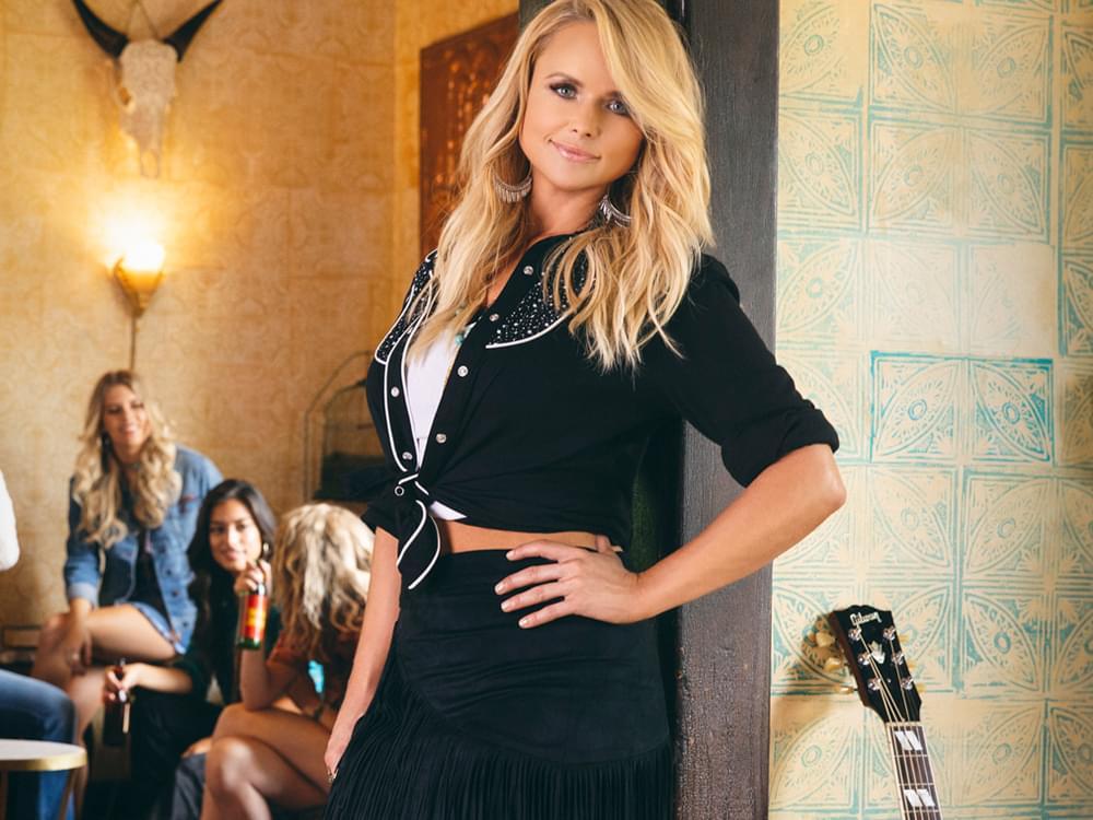"""Miranda Lambert Launches New """"Idyllwind"""" Clothing Line"""