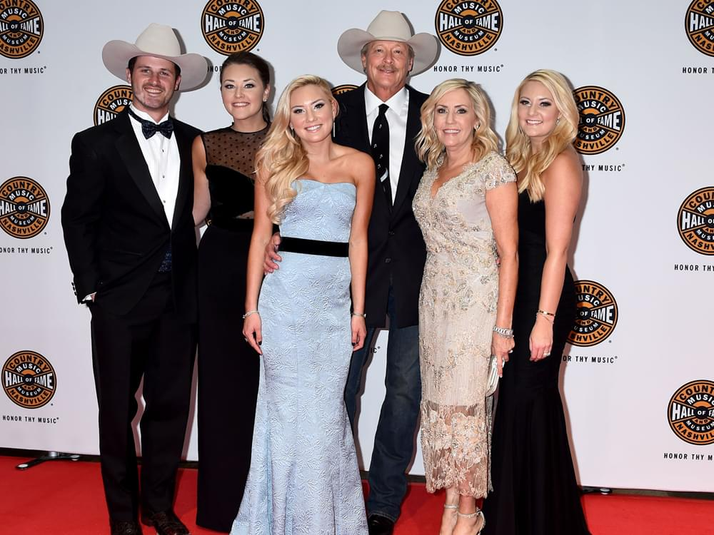 Alan Jackson Shares Heartfelt Message After Son-in-Law's Death