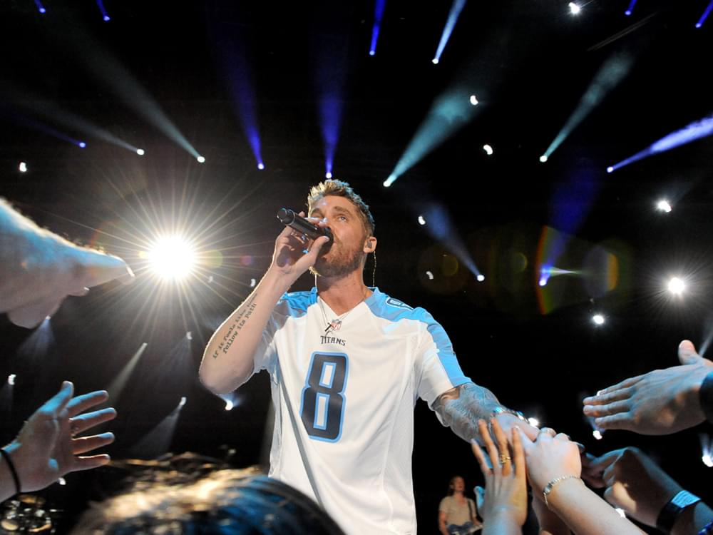 """Listen to Brett Young's New Lead Single, """"Here Tonight,"""" From Upcoming Sophomore Album"""