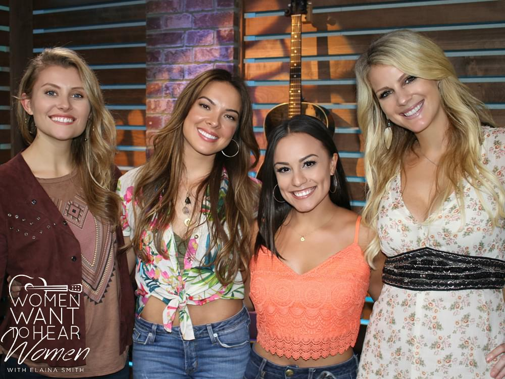 """Women Want to Hear Women With Elaina"" Featuring Runaway June"