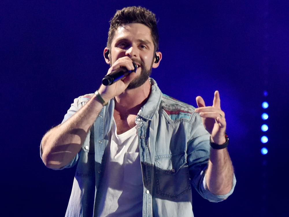 "Thomas Rhett Announces New Album and Drops Dance-Inducing Lead Single, ""Look What God Gave Her"" [Listen]"