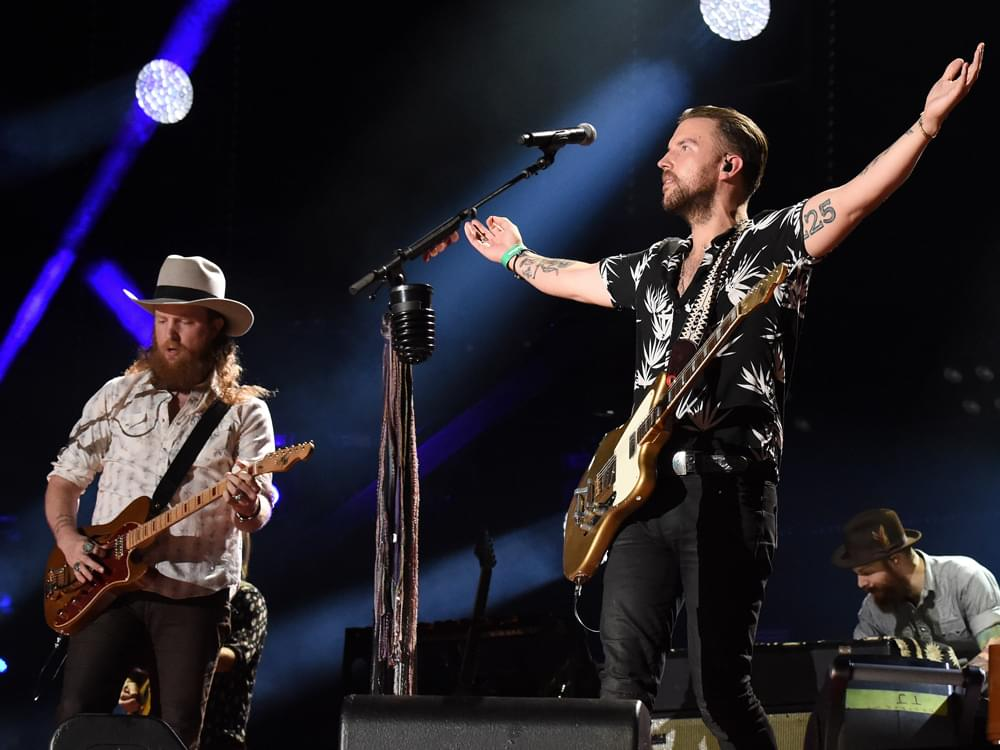 "Listen to Brothers Osborne's Lamenting New Single, ""I Don't Remember Me (Before You)"""