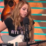 """Watch Kalie Shorr """"Play It Forward"""" by Covering RaeLynn's """"Love Triangle"""""""