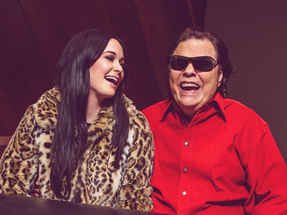 "Ronnie Milsap Announces ""The Duets"" Album Featuring George Strait, Dolly Parton, Luke Bryan, Jason Aldean, Kacey Musgraves & More"