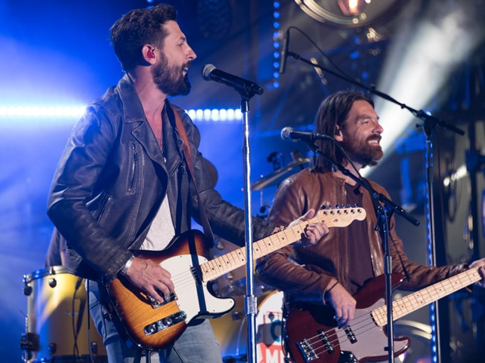 "Old Dominion Announces Headlining Tour and Drops New Single, ""Make It Sweet"" [Listen]"