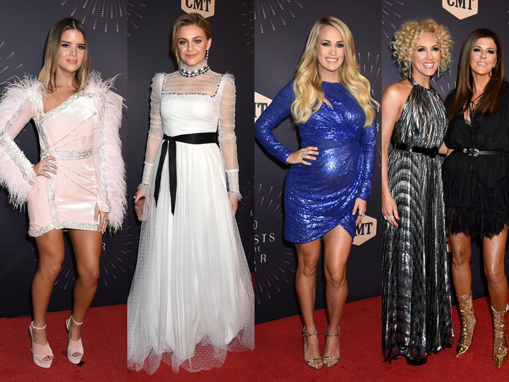 """61 of Our Favorite Red Carpet Photos From CMT's """"Artists of the Year"""" Celebration"""