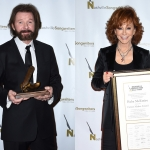 Reba McEntire, Ronnie Dunn & More Earn Honors From Nashville Songwriters Hall of Fame [Photo Gallery]