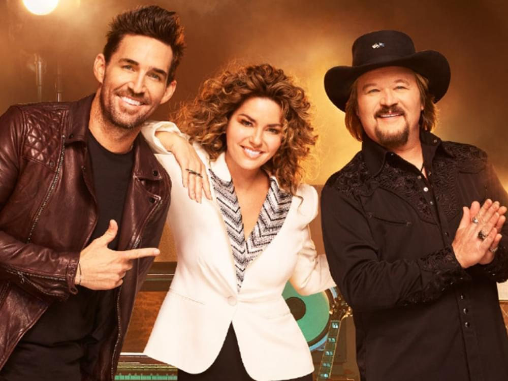 """Real Country"" TV Show With Shania Twain, Travis Tritt & Jake Owen Announces 21 Contestants & $100,000 Grand Prize"