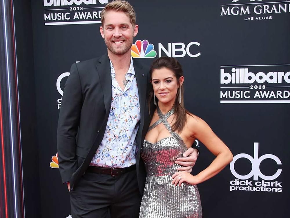 New Dad Brett Young Plans a Valentine's Day Full of 'Romance and Surprises' for Wife Taylor