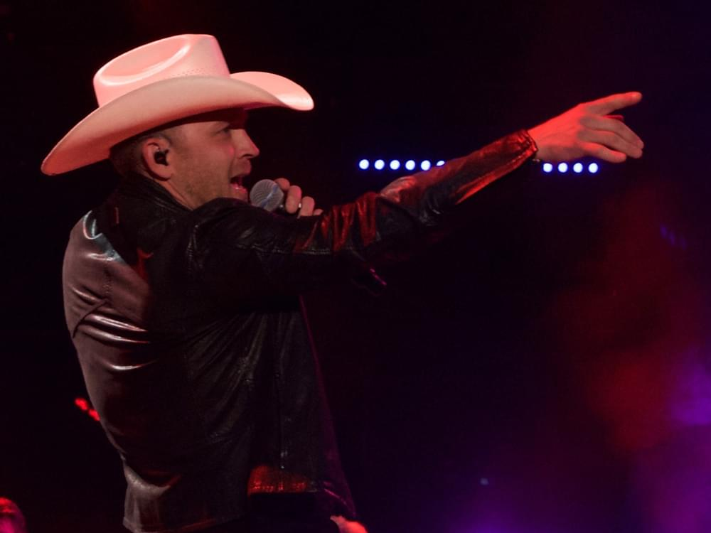 Justin Moore Announces 2019 Tour Dates With Cody Johnson, Eric Paslay & Riley Green