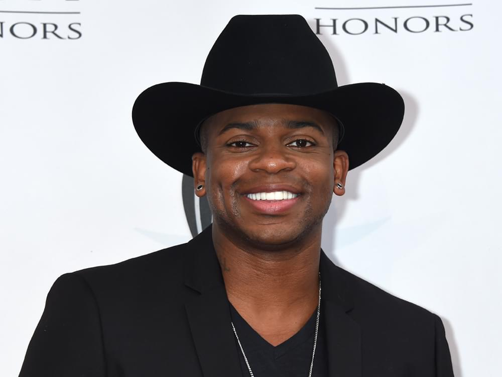 "Jimmie Allen's ""Best Shot"" Is No. 1 on the Country Charts for the Second Week in a Row"