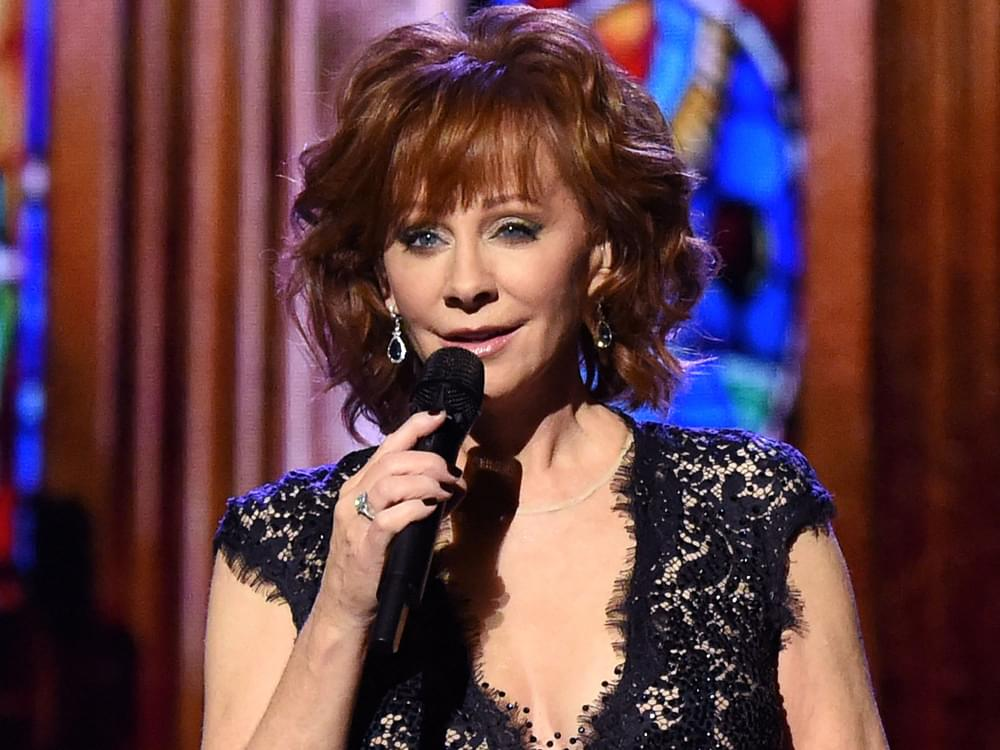 """Watch Reba McEntire Sing the """"Lord's Prayer"""" at President George H. W. Bush's Funeral"""