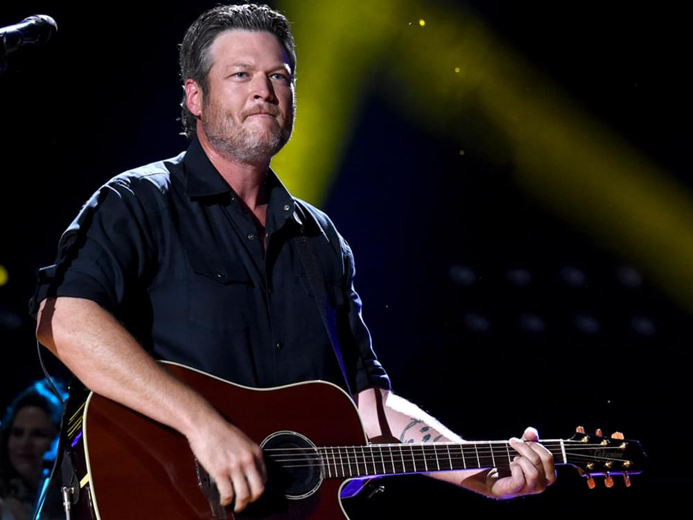 Blake Shelton, Dierks Bentley, Dustin Lynch, Jon Pardi & More to Take Part in Troy Gentry Foundation Benefit Concert