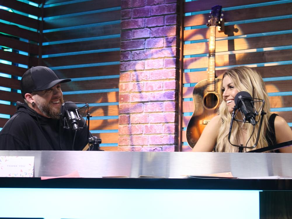 "Brantley Gilbert & Lindsay Ell Team Up for Big Duet, ""What Happens in a Small Town"" [Listen]"