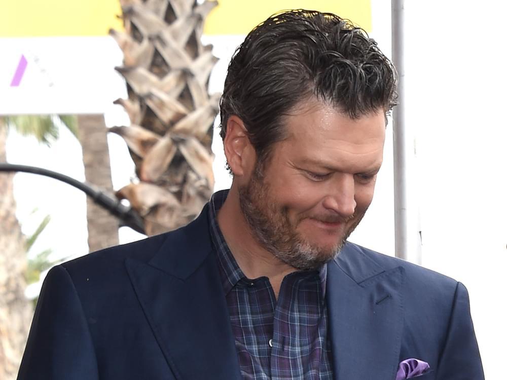 Blake Shelton Establishes Cancer Research Program at Oklahoma Children's Hospital