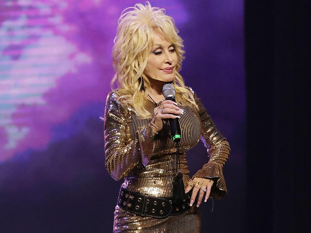 Dolly Parton Celebrates 50th Anniversary as Grand Ole Opry Member