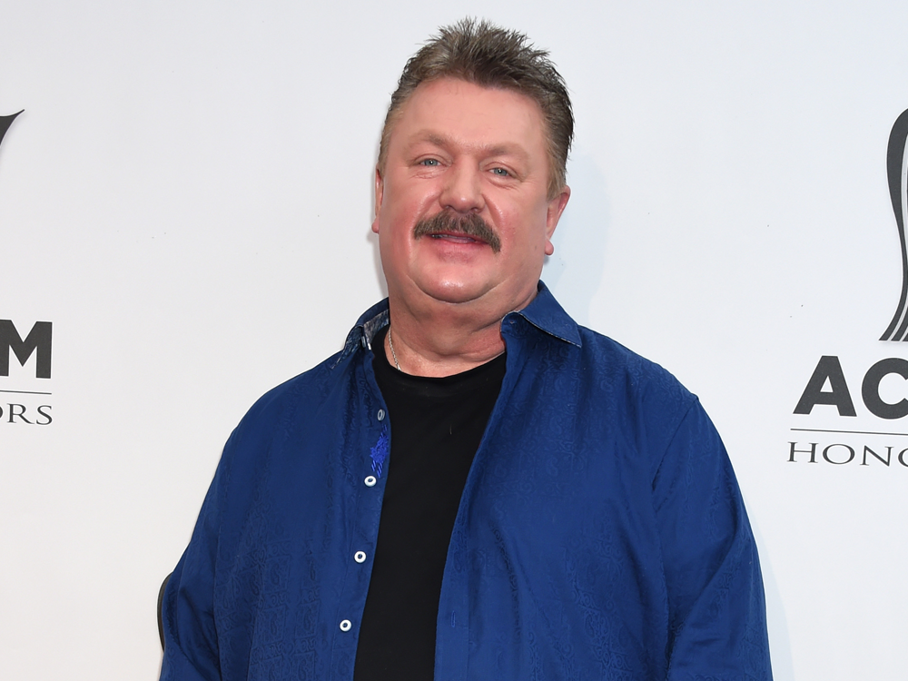 Joe Diffie Celebrates 25th Anniversary as Grand Ole Opry Member