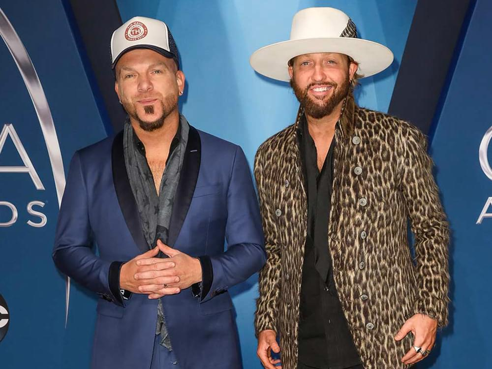 "Locash to Drop New Album, ""Brothers,"" on March 29"