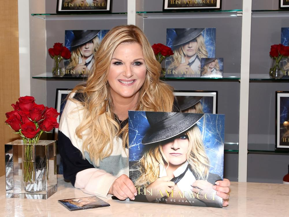 """Trisha Yearwood Hosts """"Let's Be Frank"""" Album Release Party in NYC [Photo Gallery]"""