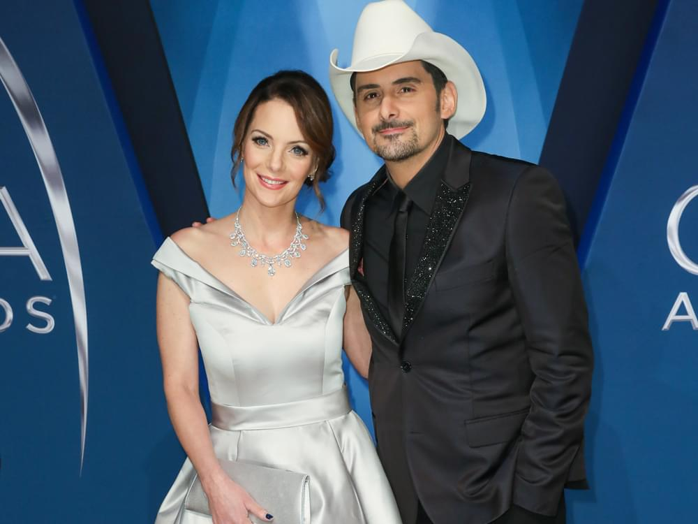 "Brad Paisley Releases Wife-Inspired New Single, ""My Miracle"" [Listen]"