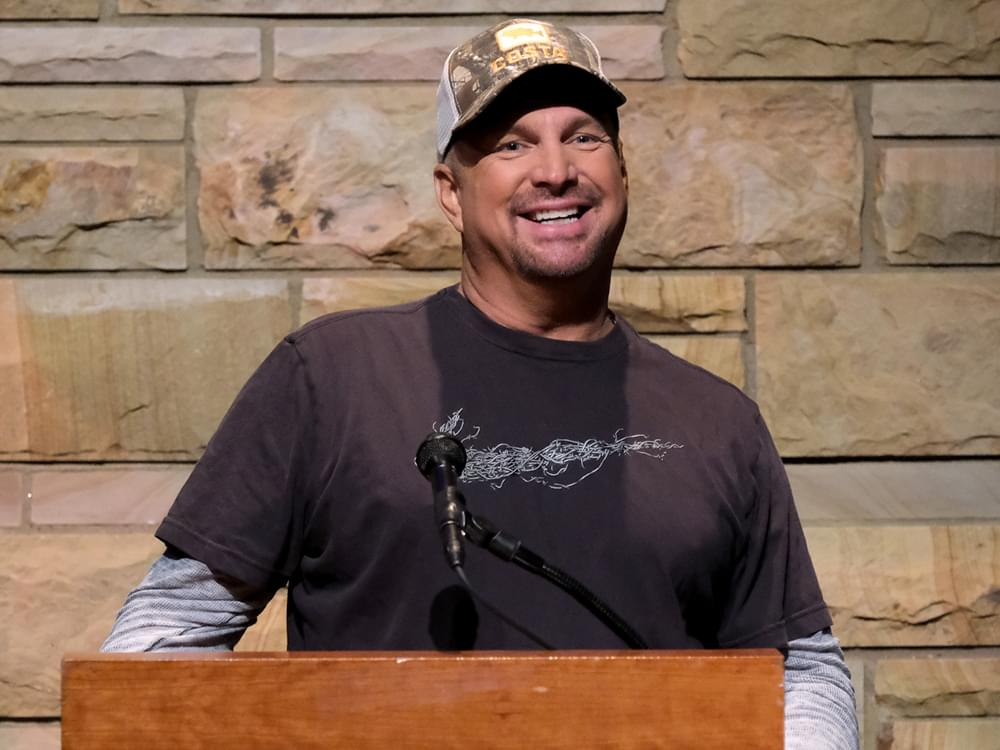 Garth Brooks Teams Up With Major League Baseball to Help Fight Childhood Hunger