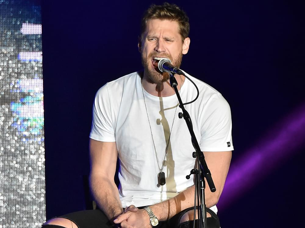 "Chase Rice to Release New 4-Song EP, ""The Album Part II,"" on May 15"