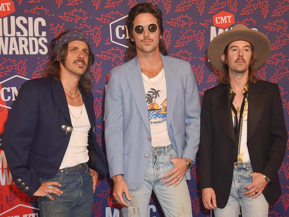 "Watch Midland Team With Brooks & Dunn on ""Boot Scootin' Boogie"" for ""CMT Crossroads"""