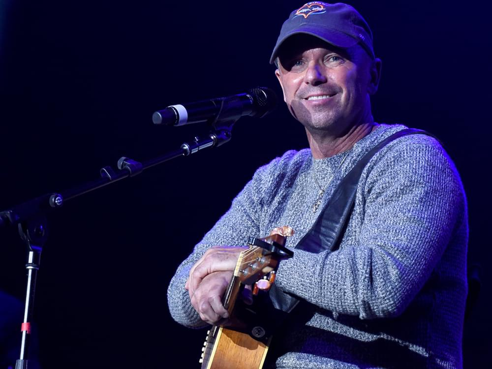 "Kenny Chesney Says ""There Was a Lot of Living in Every One of These Songs"" on Brand-New Album, ""Here and Now"""
