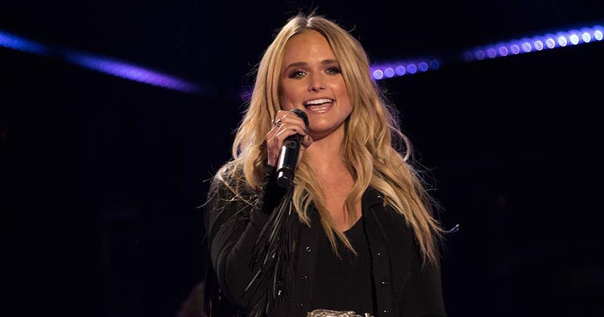 "Miranda Lambert Scores First Solo Top 10 Hit in Six Years With ""Bluebird"""