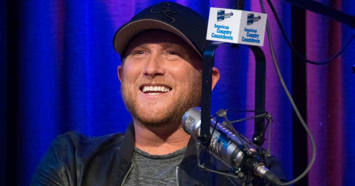 "Cole Swindell Says He's Trying to Stay Busy During Summer Quarantine by ""Writing Songs and Playing Golf"""