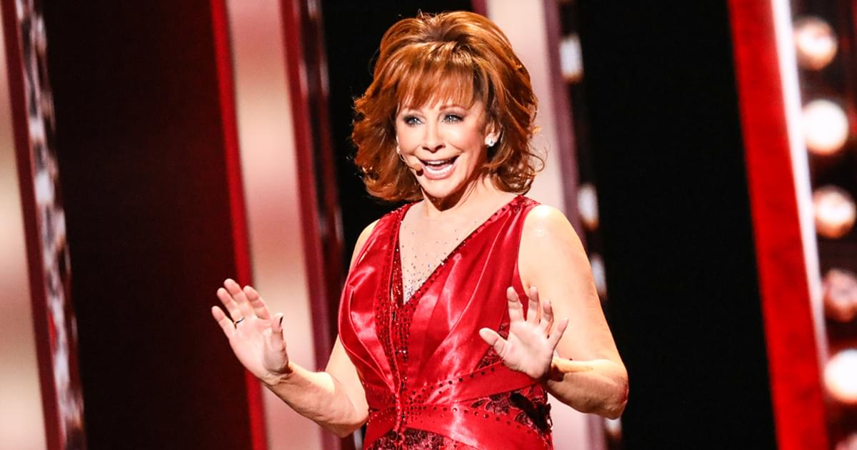 "Reba Celebrates 30th Anniversary of ""Rumor Has It"" Album With Re-Release Featuring 2 ""Fancy"" Bonus Tracks"