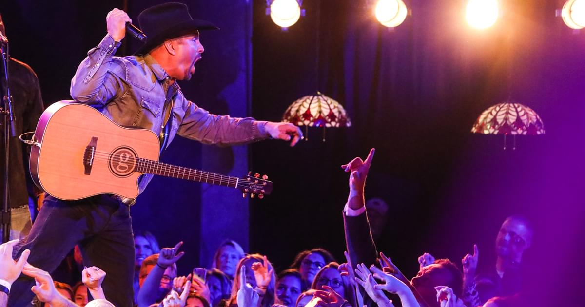 "Garth Brooks Says He's Opening a New Venue on Nashville's Lower Broadway: ""It's the Perfect Place"""