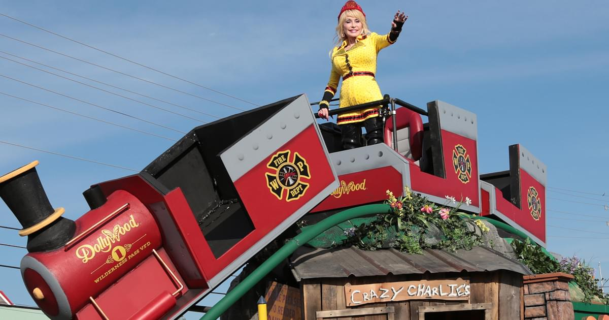 Dollywood Named Top 10 Best Amusement Park in the World by Tripadvisor