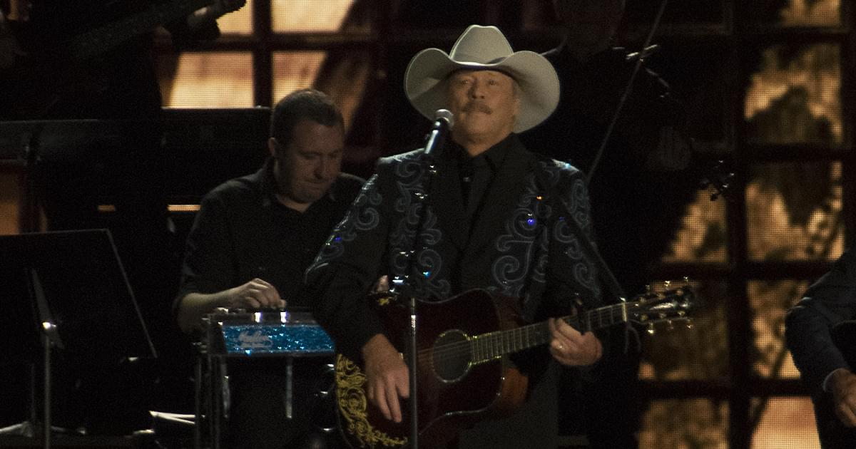 Alan Jackson Announces 2021 Tour Dates, Including Nashville, Denver, Detroit & More